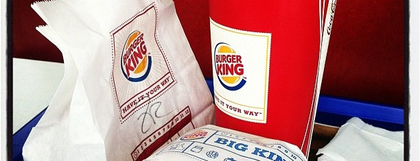 Burger King is one of N. 님이 저장한 장소.
