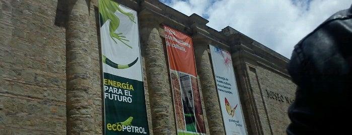 Museo Nacional de Colombia is one of Lugares para visitar en Bogotá :).