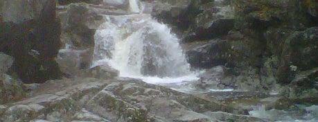 Rocky Glen Falls is one of Orte, die Heidi gefallen.