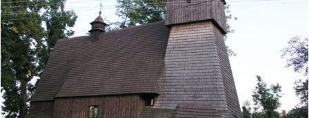Kostol sv. Františka Assiského is one of UNESCO World Heritage Sites in Eastern Europe.