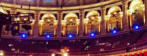 Royal Albert Hall is one of London Faves.