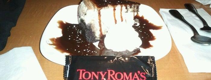 Tony Roma's is one of Y. : понравившиеся места.