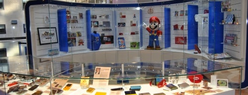 Nintendo is one of Videogames Museum.