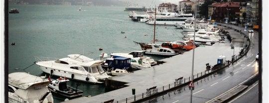 Arnavutköy is one of İstanbul'un Semtleri.