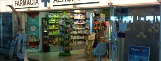 Farmácia Aeroporto is one of Pedro : понравившиеся места.