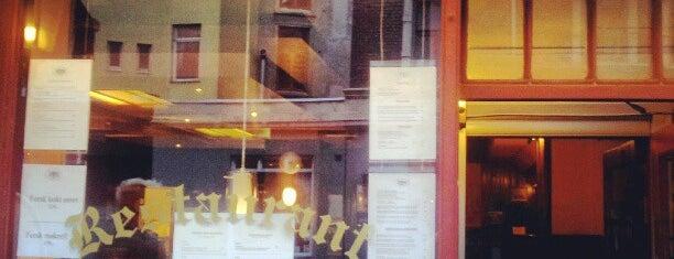 Restaurant Schrøder is one of Norway.