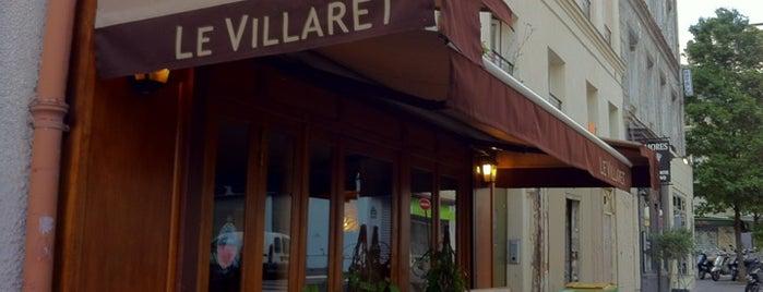 Le Villaret is one of Paris - Restaurants.