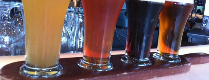 Central City Brew Pub is one of Beer in Vancity.