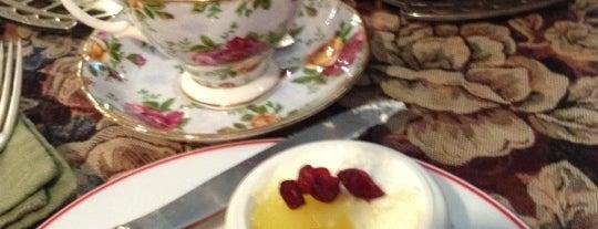Vintage Tea Leaf is one of LBC.