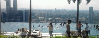 Rooftop Infinity Pool is one of Singapore.