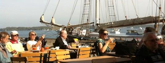 Schiffercafé is one of WiFi Hotspots Kiel.