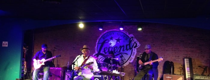 Buddy Guy's Legends is one of 101 places to see in Chicago before you die.