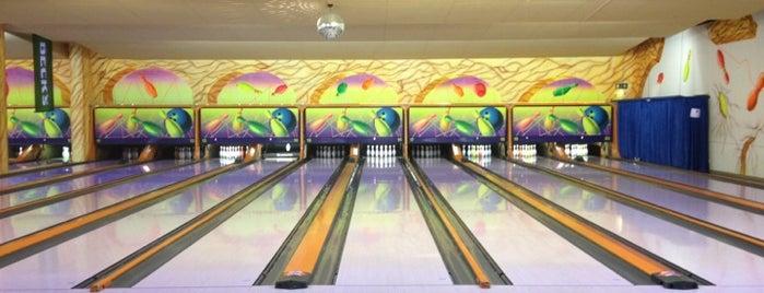 Bowling Arena is one of Orte, die Petra gefallen.