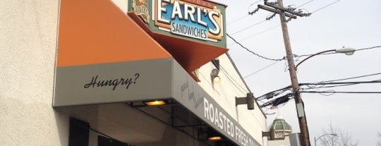Earl's Sandwiches is one of Arlington, VA.