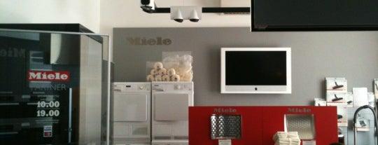 Miele Partner Studio is one of สถานที่ที่บันทึกไว้ของ Svetlana.