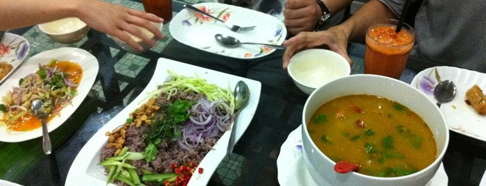 First Thai is one of Singapore must eat.