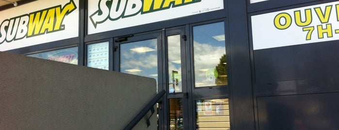Subway is one of Posti che sono piaciuti a Mickael.