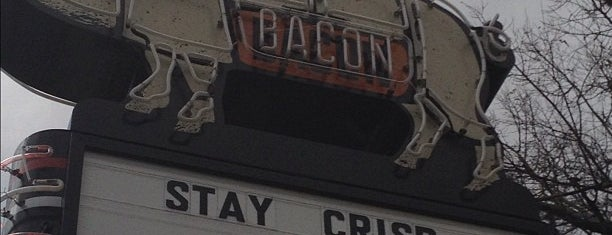 Bacon is one of Austin Places to Try.