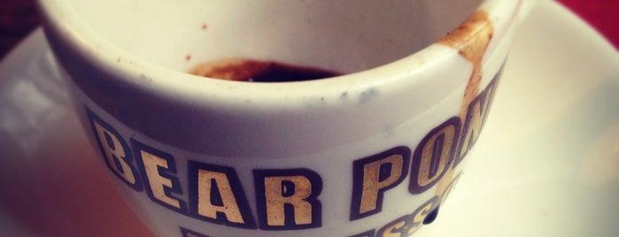 Bear Pond Espresso is one of Japan.