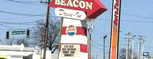 Beacon Drive-In is one of Lugares guardados de James.