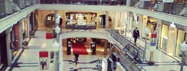 Patio Bullrich is one of BsAs.
