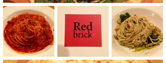 Red Brick is one of Italian.