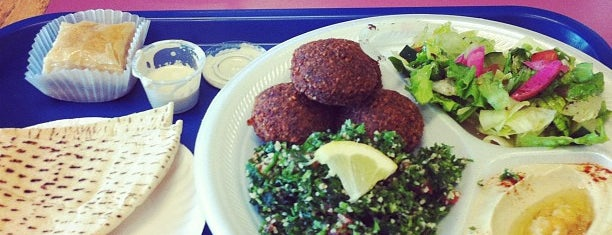 Sarah's Mediterranean Grill & Market is one of Austin Restaurants to Try.
