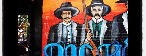 Doc Holliday's is one of Big Buck Hunter in NYC.
