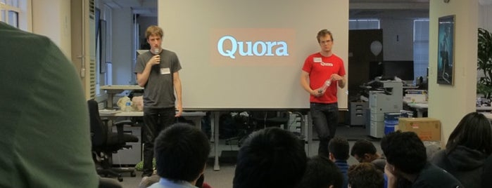 Quora HQ is one of Silicon Valley Companies.