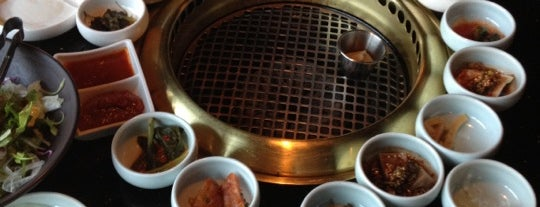 Genwa Korean BBQ is one of Eats California.