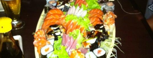Kirei Sushi is one of Tempat yang Disukai Sidney.