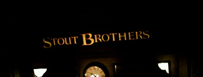 Stout Brothers Irish Pub & Restaurant is one of Sonoma County.