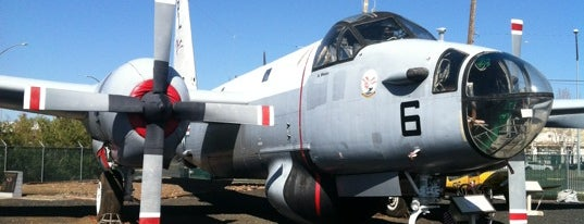 Chico Air Museum is one of Aerospace Museums.
