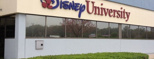 Disney University is one of Sixto 님이 좋아한 장소.