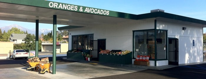 Jacinto Farms is one of Best of the Farm-Fresh Produce Stands.