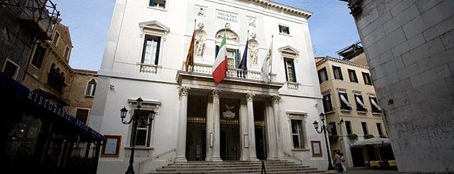 Teatro La Fenice is one of Untypical Venice.