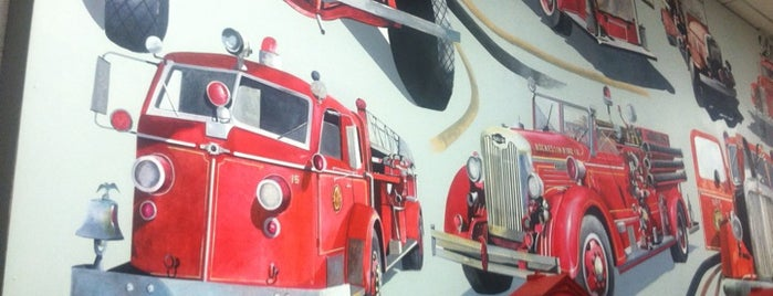 Oklahoma Firefighters Museum is one of OKLAHOMA CITY.
