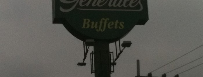 Los Generales is one of Orte, die Sandra gefallen.