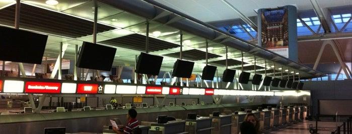 존 F. 케네디 국제공항 (JFK) is one of International Airport Lists (2).