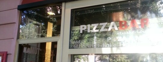 Pizzesco is one of Lugares guardados de Brigitte.