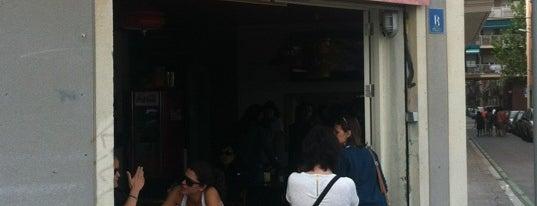 Santa Marta is one of Restaurants.