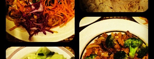 Thai Family Restaurant is one of Best Eats in Upland.