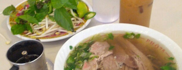 Pho 75 is one of Washington DCizzle.