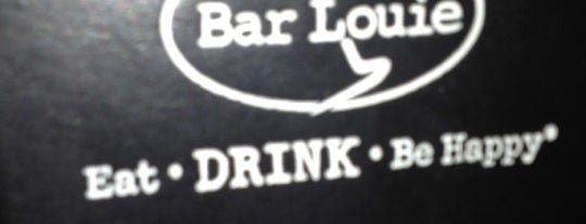Bar Louie is one of Sean 님이 좋아한 장소.