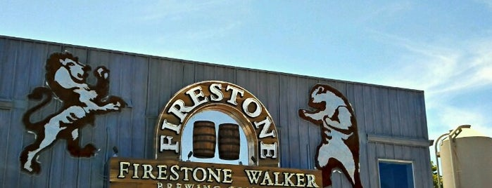 Firestone Walker Taproom is one of California Breweries 3.