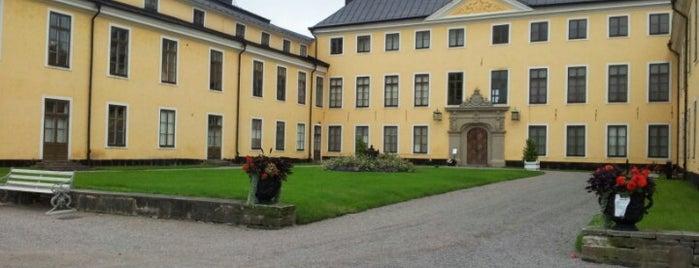 Ulriksdals slott is one of Museos en Estocolmo.