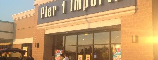 Pier 1 Imports is one of Posti che sono piaciuti a Deandse.