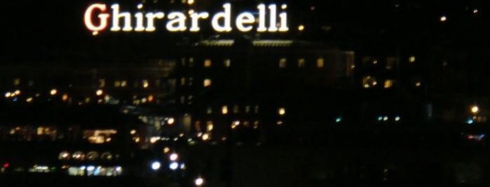 Ghirardelli Square is one of San Francisco.