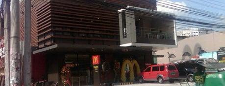 McDonald's is one of Tomas Morato - Timog Hangouts.