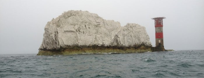The Needles is one of Orte, die Carl gefallen.